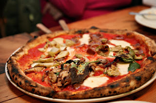 Pizzeria Libretto toronto