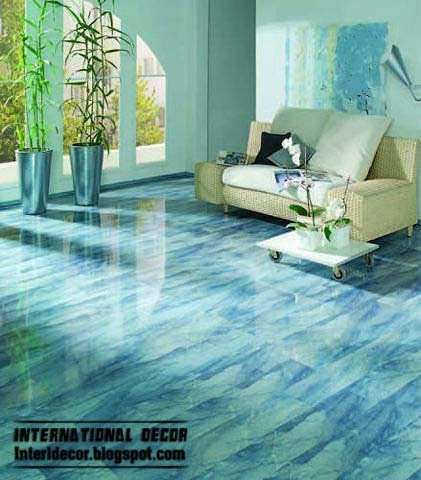 Liquid 3D Floors And Floor Murals For Bedroom Foyer