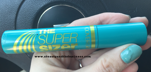 covergirl super sizer mascara, press sample, sponsored, covergirl, cover girl mascara, super sizer mascara, short lashes covergirl mascara, best layering mascara, layering mascara combos