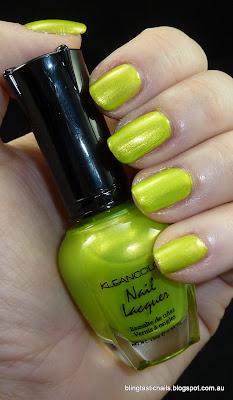 Kleancolor Melon Green