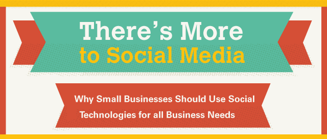 image: There Is More To Social Media For Small Businesses