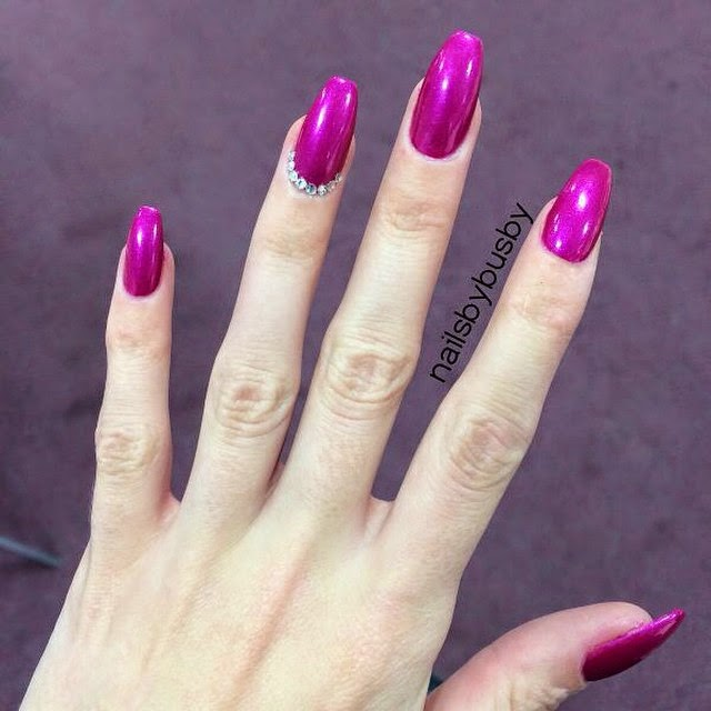Ballerina Nails | By Busby
