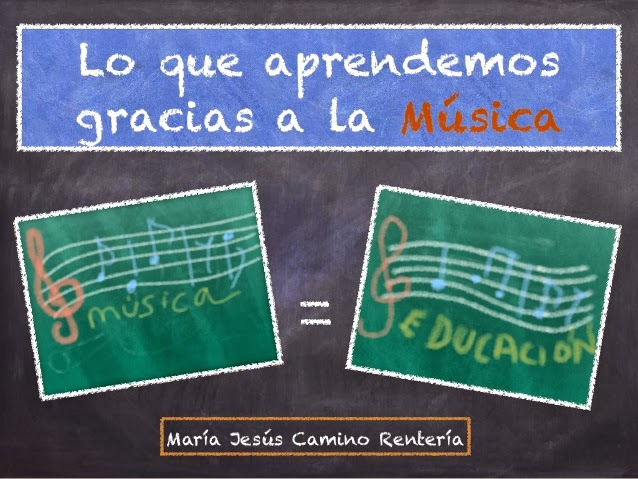 Lo que aprendemos gracias a la Música