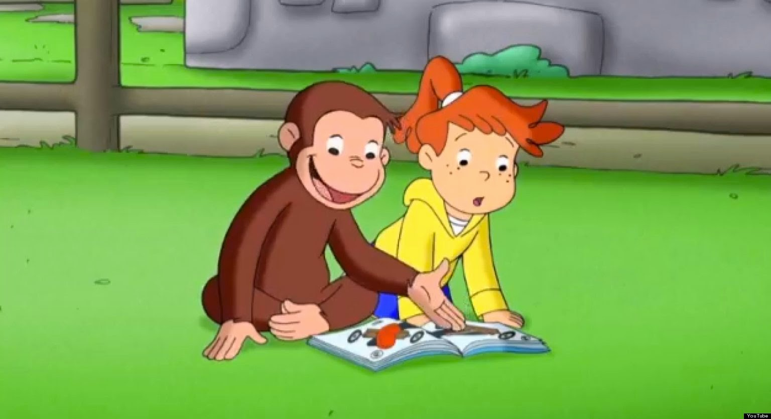Group Of Wallpapers 6 Curious George