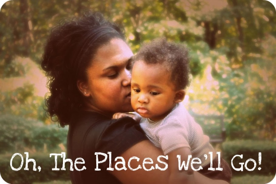 The Places We Will Go!