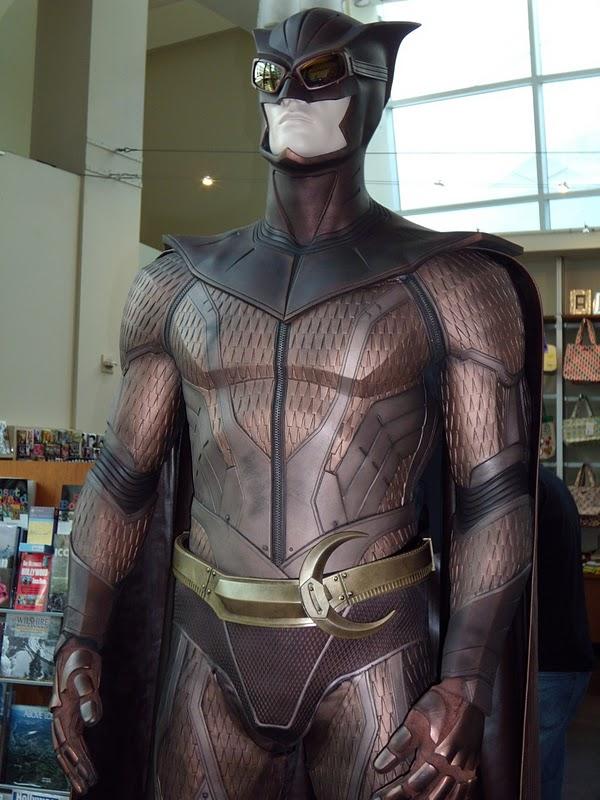 Nite Owl II Watchmen costume