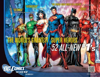 the worlds's greatest super hero 52 all new