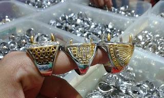 Ikatan Batu Cincin Paling Banyak Di Pakai dan Bagus