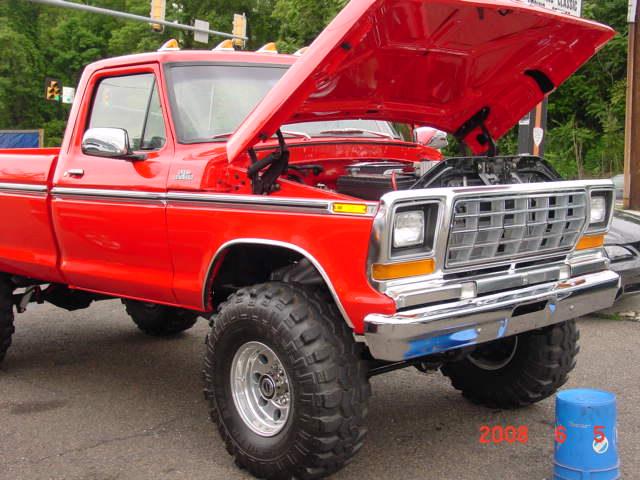 all cars 1979 ford f250 highboy