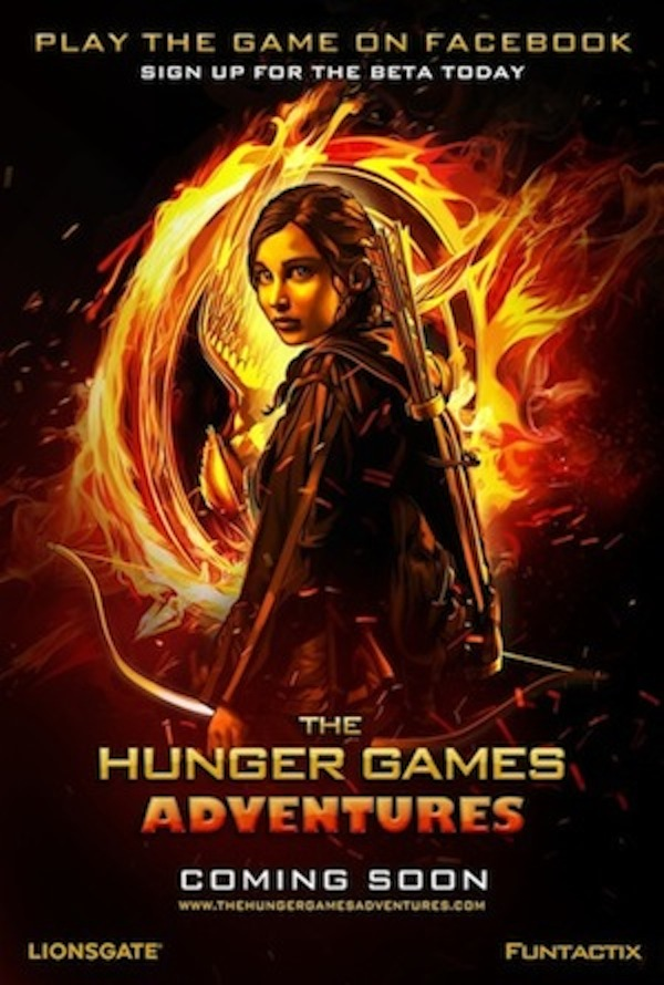 Something to muse about the hunger games adventures now live