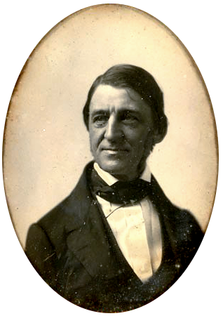 ralph waldo emrson Ralph waldo emerson all our progress is an unfolding, like a vegetable bud you have first an instinct, then an opinion, then a knowledge as the plant has root, bud, and fruit.