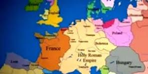 Историја Европе у 3,5 минута