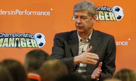 5 Alasan Wenger Wajib Bermain Football Manager