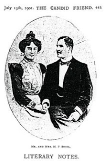 Matthew Phipps & Carolina Shiel, 1901