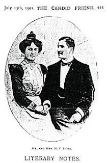 Matthew Phipps & Carolina Shiel, 1901