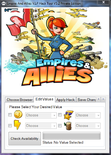 Empires and Allies Cheats, Hack, Mod Apk Gold and Money
