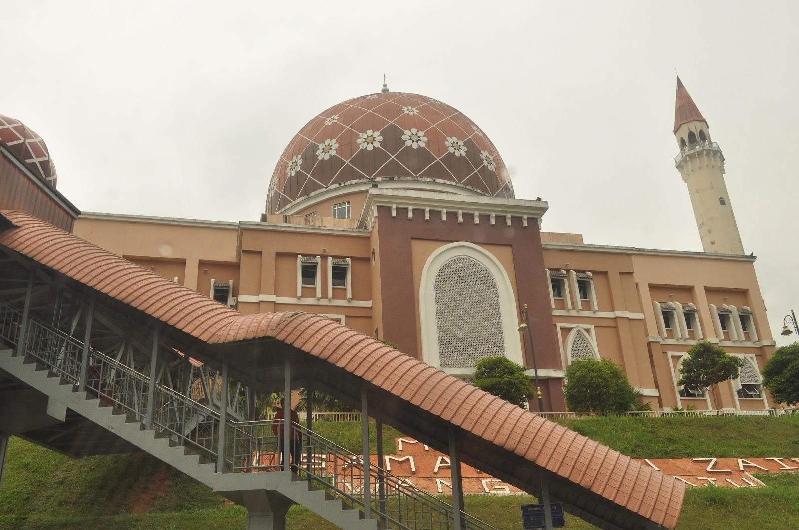 Nikah Masjid Usamah Bin Zaid Acara di Masjid Usamah Bin