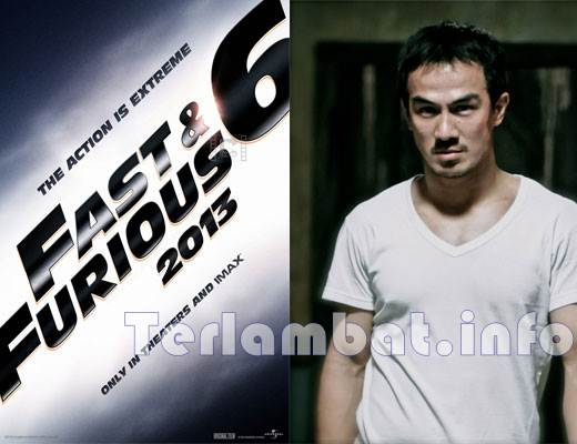 Foto Joe Taslim Fast And Furious 6