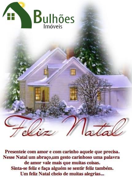 Bulhões Imóveis deseja um Feliz Natal e Excelente 2012...