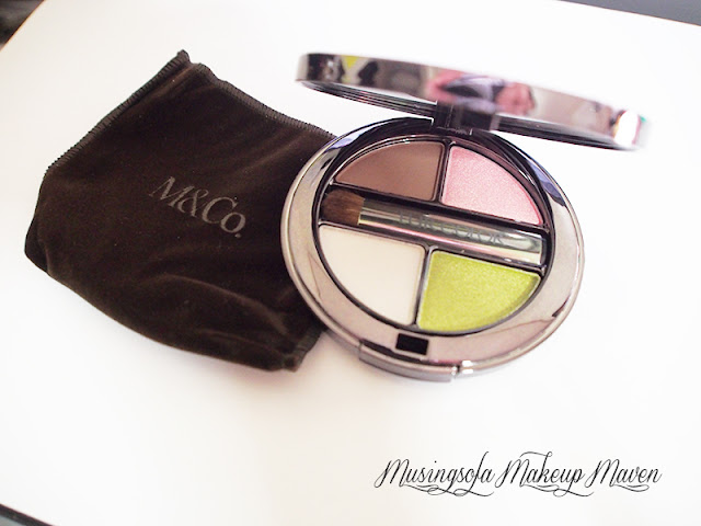 M&Co. Cosmetics... Where have I been? - THE MAKEUP MAVEN ...