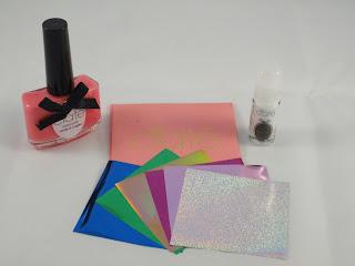 Ciate Colourfoil Manicure Carnival Couture