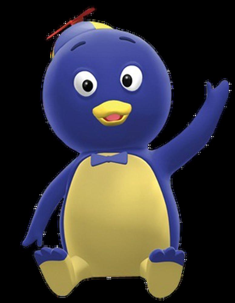 Little Backyardigans : Cartoon Characters Backyardigans (PNGs)