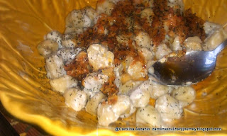 Manti (Turkish Raviolis) - Turkish Dumplings (Turkey)