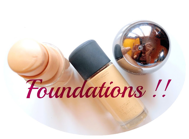 Best foundations for oily combination acne prone skin review swatch details