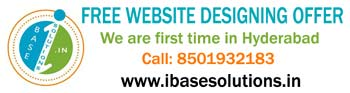 Free website design India