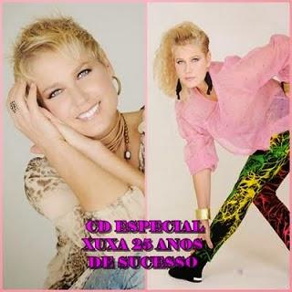 CD XUXA 25 ANOS DE SUCESSO