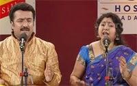 Margazhi Utsavam Dr.K.Krishnakumar & Binni Krishnakumar Part 02
