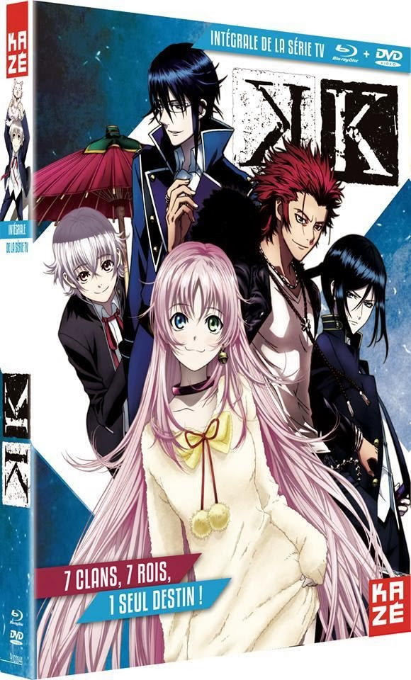 [Anime & Manga] ♦ K Project (K) 1655865_295073460643242_364970698_n