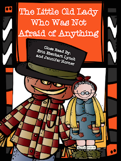 https://www.teacherspayteachers.com/Product/Close-Read-The-Little-Old-Lady-who-was-not-Afraid-of-Anything-2146627