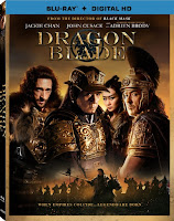 Dragon Blade (2015) Blu-Ray Cover