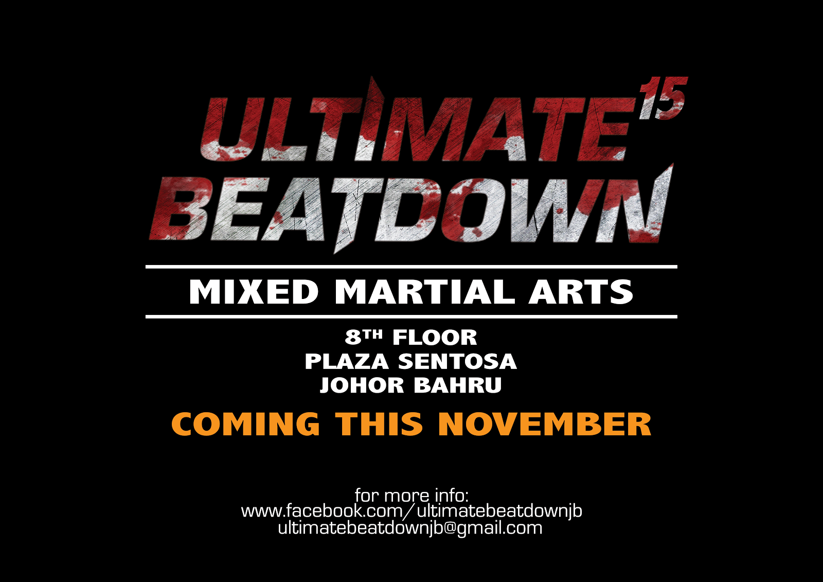 Ultimate Beatdown 15