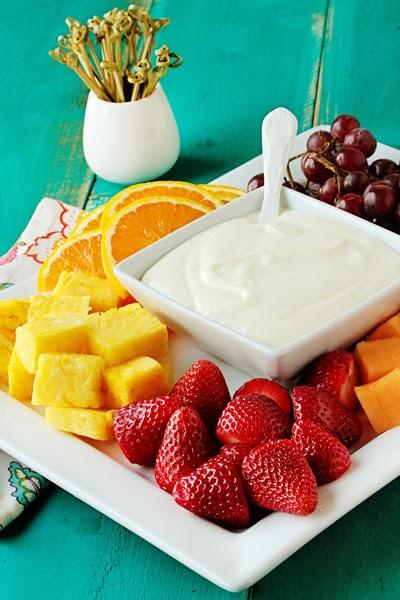 Dreamsicle Fruit Dip Recipe