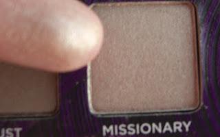 Urban Decay Missionary