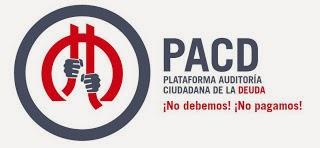 Plataforma Auditoría Ciudadana de la Deuda ¡No debemos, no pagamos!