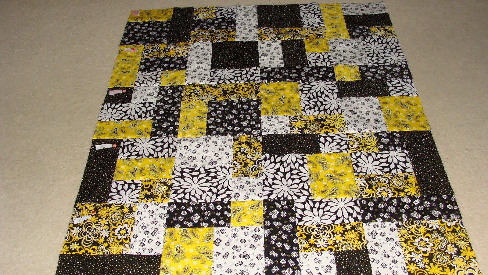 cinnamon holiday workshop: Yellow Brick Road quilt blocks : yellow brick road quilt instructions - Adamdwight.com