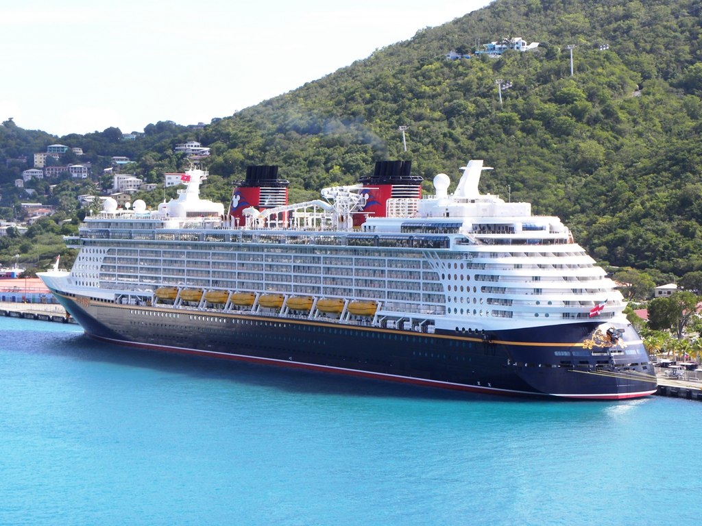 Where does Celebrity Eclipse dock in St. Thomas? - St ...