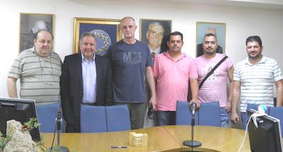 Συνάντηση ΟΕΒΕ – Επιμελητηρίου για τα προβλήματα των επιχειρήσεων