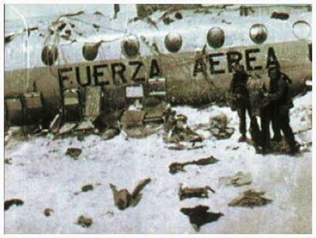 Apakah Tragedi Pesawat Uruguay Air Force Flight 571