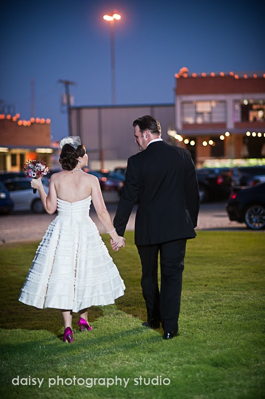 REAL WEDDING amy and david
