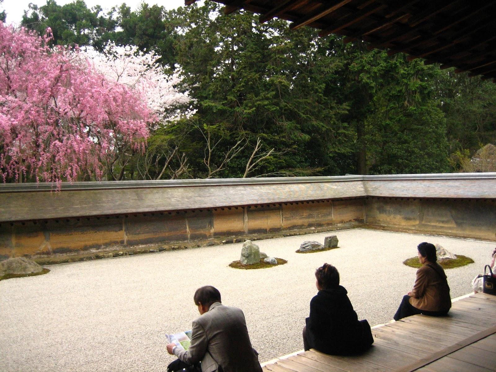 ryoan ji gardens Explore diana gentimir's board ryoan-ji temple kare sansoui garden soami on pinterest | see more ideas about zen gardens, japanese gardens and ryoanji.