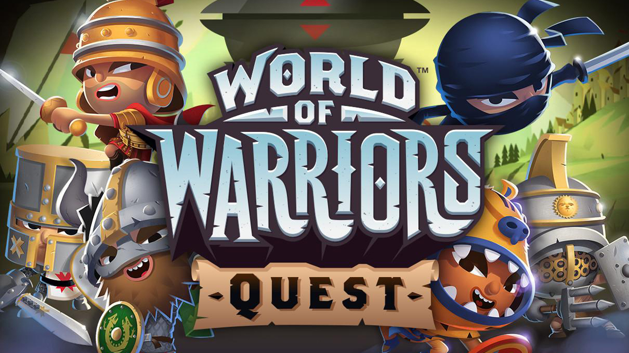 World of Warriors Quest Gameplay IOS / Android