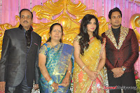 Celebraties at Actor Bharat n Jessy Wedding Reception Photos+%2528103%2529 Actor Bharath n Jessy Wedding Photos
