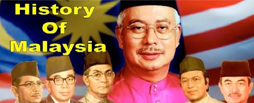 MALAYSIAN'S HISTORY