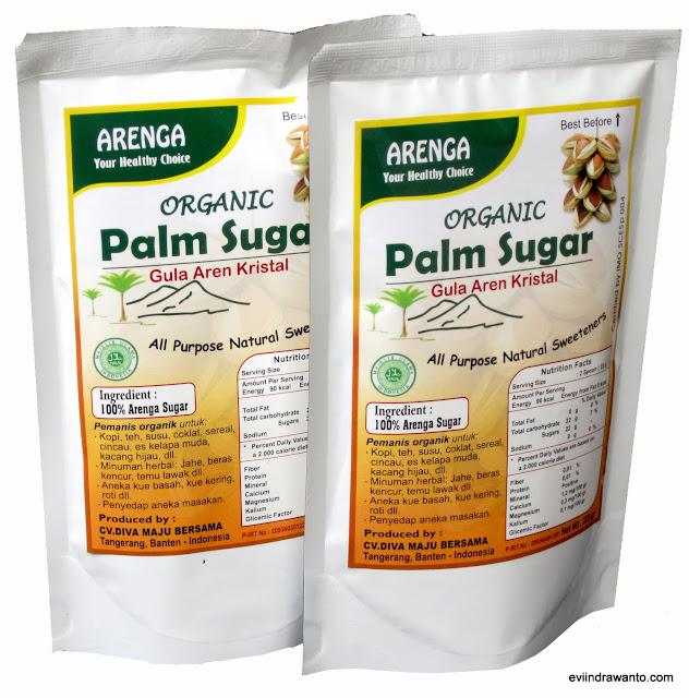 pembuatan gula aren