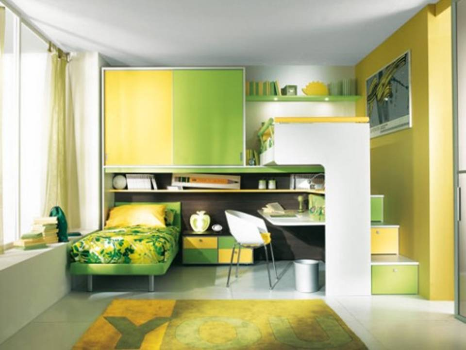 Fresh modern kids bedroom designs - Children bedrooms ...