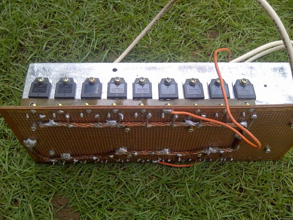 Homemade Inverter